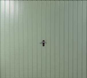 Steel Up and Over Garage Door